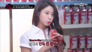 [ArmyOfAngels] N.Flying One Night Study EP10: Seolhyun Cut (Eng Sub.)
