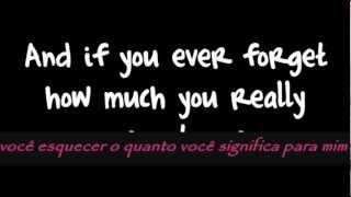 Count On Me - legendado en Portugeus