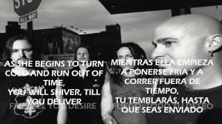 Disturbed - Inside The Fire (Sub. English - Spanish)