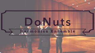 [live] LA SI - DoNuts口琴樂團
