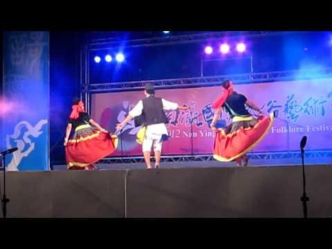 2012/Oct/09南瀛國際藝術舞蹈節…NEPAL..山區..大蒙族…from–Amy-C