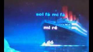 TITANIC - Flauta de Bisel