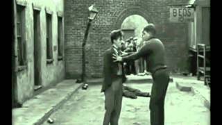 Charlie Chaplin - The Kid - Street Fight