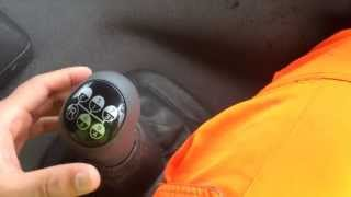 How to drive manual 8 Gear Volvo Truck (4 Low and 4 High)