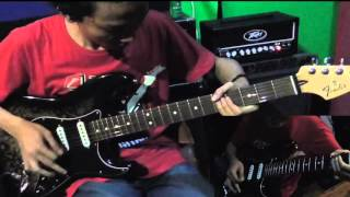 ARPEGGIO FROM HELL, in E (Yngwie Malmsteen Cover) use fender, by Dede Aldrian