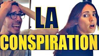 La conspiration - Natoo ( feat Kemar, Cyprien, Squeezie, Mister V et Ludovik )