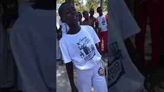 Mundo Enganador Mestre Barrão, Senzala Moçambique África Aluno cantador