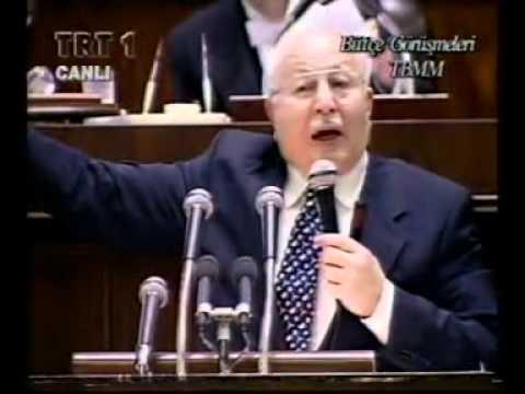 Refah-Yol TBMM Bütçe Görüşmeleri 1996 2/4