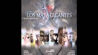 LOS MATA GIGANTES EL CD