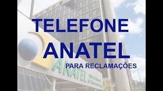 TELEFONE ANATEL RECLAMAÇÕES | ANATEL TELEFONE DE CONTATO