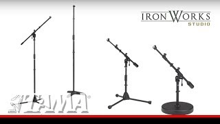 TAMA IRON WORKS Microphone stands