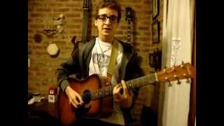 Introducing Me - Nick Jonas (acoustic cover) Lino