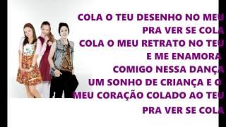 Larissa Manoela,João Guilherme e Giovanna Chaves - Pra Ver Se Cola (Completa)
