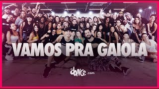 Vamos pra Gaiola - Kevin o Chris Feat. FP do Trem Bala   FitDance TV (Coreografia) Dance Video