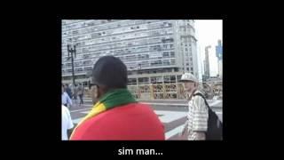 AFRIKA BAMBAATAA - FAVELA MUSIC - ZULU NATION - BRAZIL