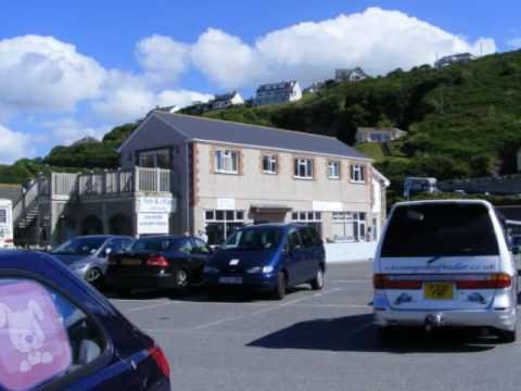 Porthtowan Tourist Park Cornwall UK