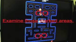 Original Pac-Man Glitches