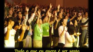 Fernandinho- Tudo o que eu Quero (Playback Legendado)
