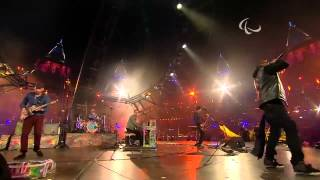 Coldplay - Paradise (feat. Jay-Z) - 14/16 - Live @ Paralympic Games Closing Ceremony 2012