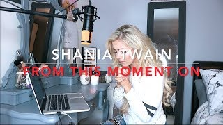 Shania Twain - From This Moment On | Cover width=