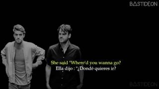The Chainsmokers & Coldplay - Something Just Like This (Sub Español + Lyrics)