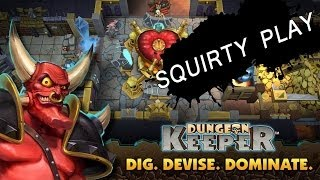 DUNGEON KEEPER MOBILE - A Faithful Classic