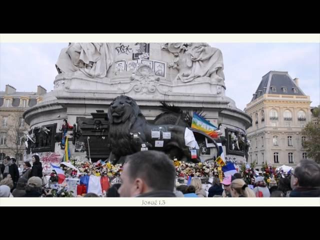H24 pour Jesus à Paris-St Lazare (01/01/16)