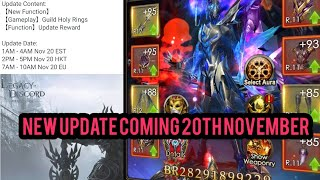 Legacy of Discord - Diablo666 - New update Coming 20th November
