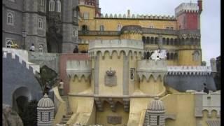 Sintra,  Palácio Nacional da Pena - Portugal Travel Channel