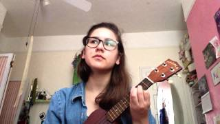 Can't Help Falling in Love ukulele cover (instrumental)