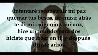 Dulce Maria - Ingenua (Preview) Cancion letra