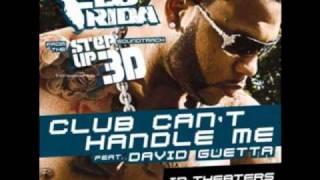Flo Rida & David Guetta - Club Can't Handle Me incl download