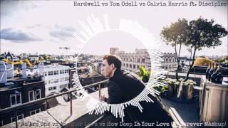 Hardwell vs Tom Odell - We Are One vs Another Love (Dj Esrever Mashup)