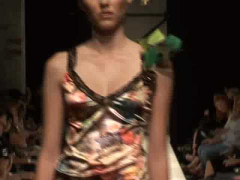 Ruby Lingerie and Accessories South Africa Fashion Week April 2009 10min