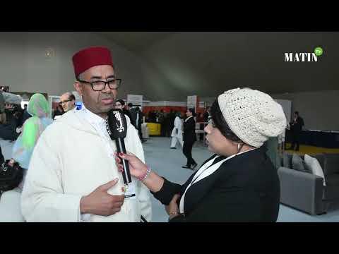 Video : Colloque national de la régionalisation avancée : Déclaration de Abdellah Bouanou