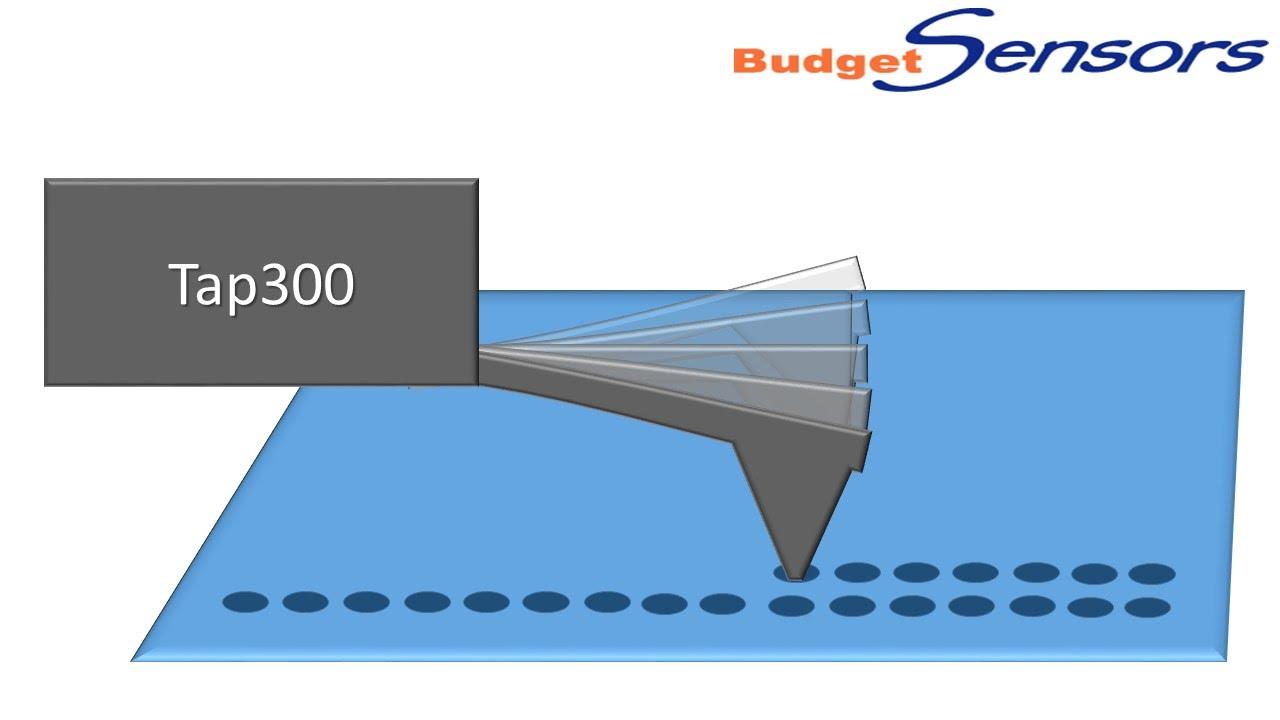 BudgetSensors Tap300 Series AFM Probes thumb