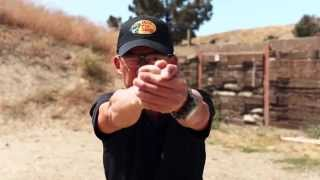 How to Determine Your Dominant Eye: Aiming a Pistol - Handgun 101 with Top Shot Chris Cheng