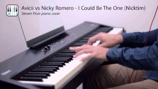 Avicii vs. Nicky Romero - I Could Be The One // PIANO COVER by Steven Pruis