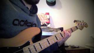 Operation Ivy - Unity (Bass Cover)