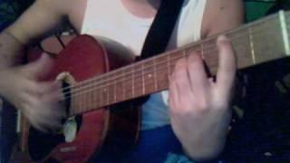 Quiero una chica(Latin Dreams)-Tutorial para guitarra