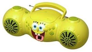 Spongebob Squarepants - Camp Fire Song (Trap Remix) [Bass Boosted]