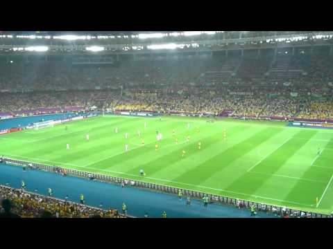Goal to Euro – The Game @ Olympics Stadium – Part 2