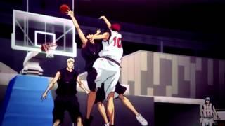 Kuroko No Basket AMV - In The Zone HD