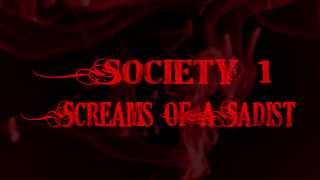 Society 1  - Kill Me (Lyric Video)