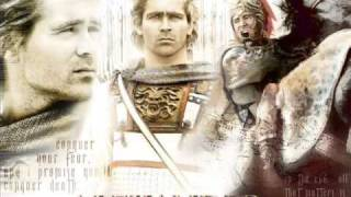 Alexander OST #11 The Charge