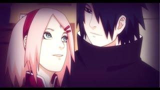 Naruto - Sasuke & Sakura「AMV」- Shape Of You