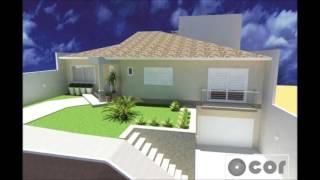 Casa em Construção no Bairro Cristo Rei