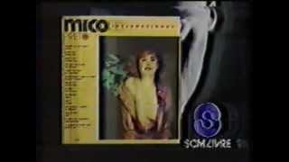Comercial do LP 'Mico preto - Internacional' (1990)