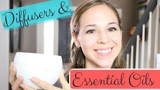 Essential Oil Diffuser - All Natural, Chemical Free Air Freshener