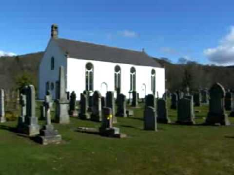 Little Dunkeld Churchyard Scotland